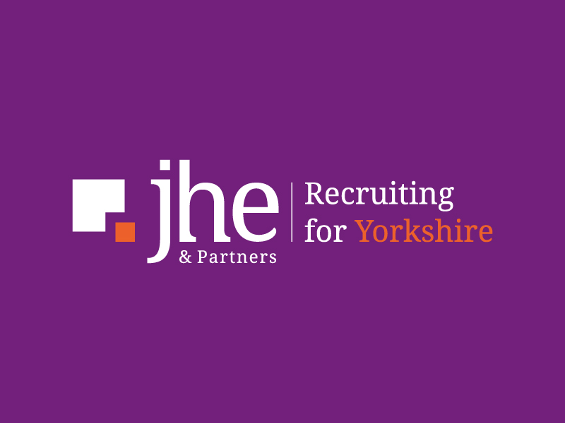 JHE and Partners Logo Design